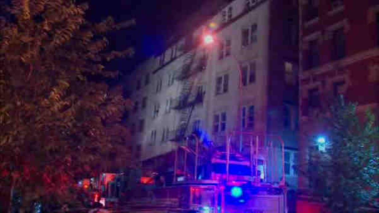 FDNY Responds to Two Overnight Fires in Manhattan