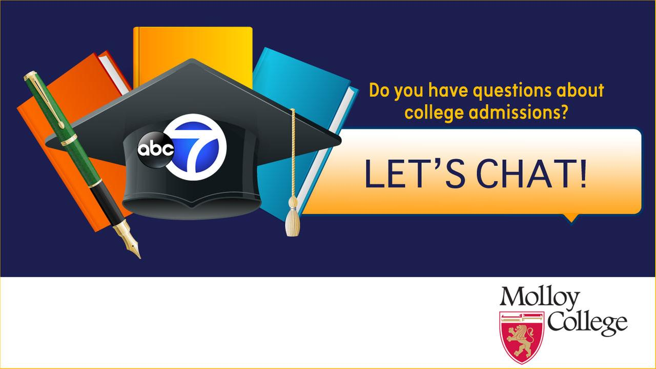 Web Chat: Get answers and insight into college ranking and admissions