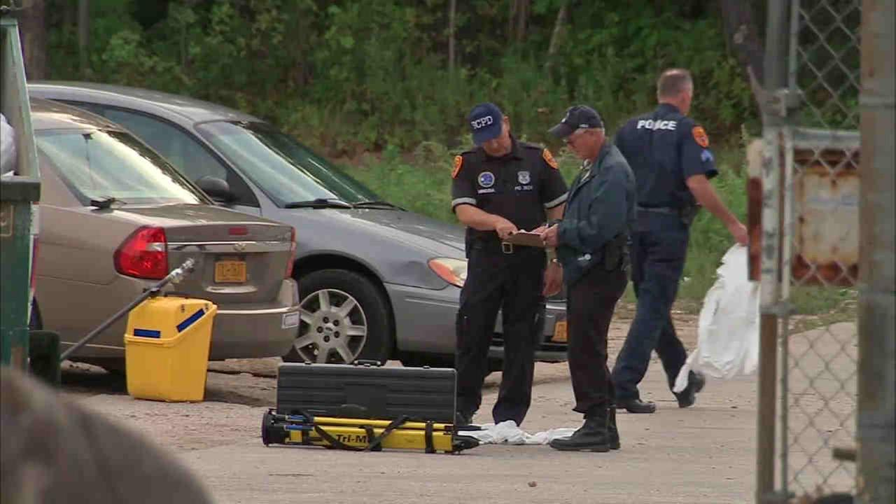 Thirty-five suspected members of a Long Island gang have been arrested amid a string of brutal killings, including the discovery of a teenagers skeletal remains.