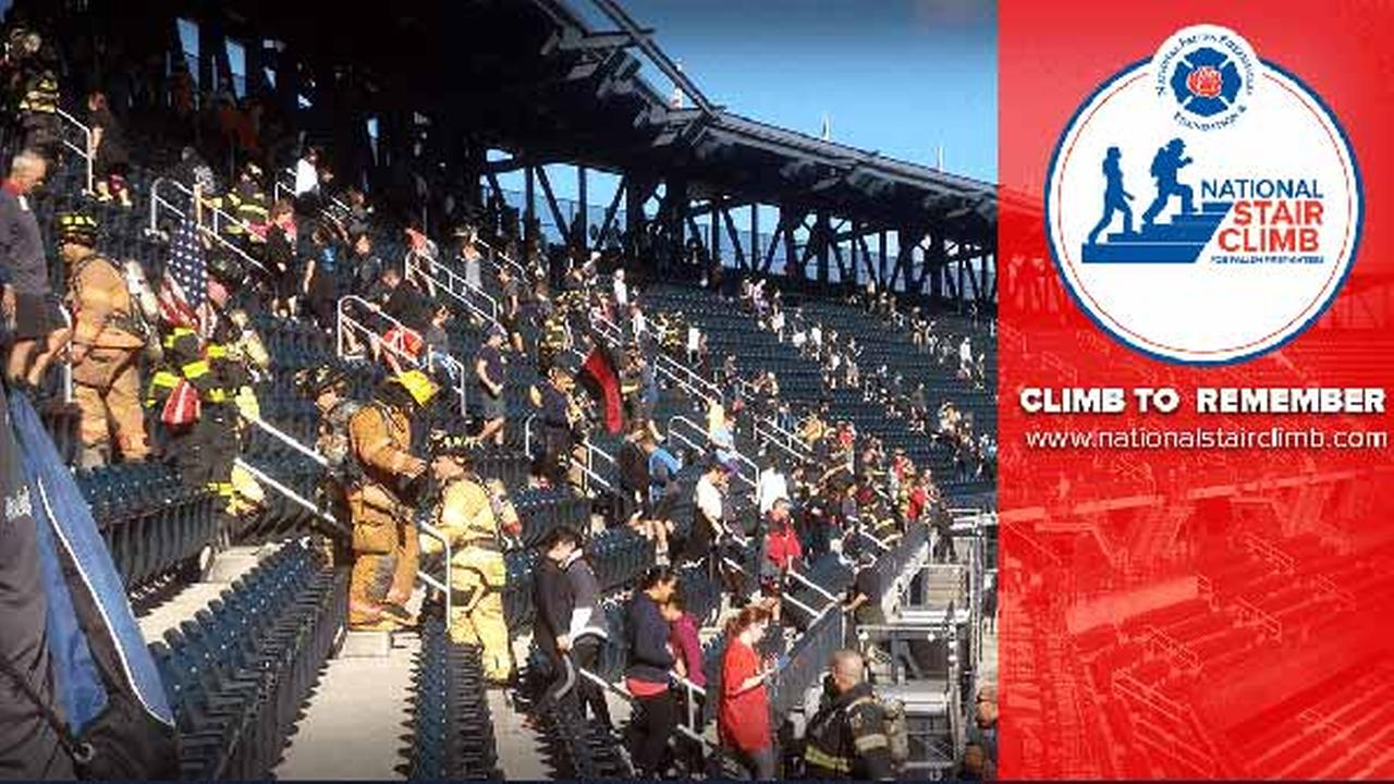 Join us: 9/11 Stair Climbs, coming to Citi Field on October 29th.