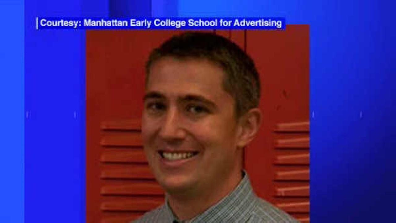 Principal Matthew Tossman