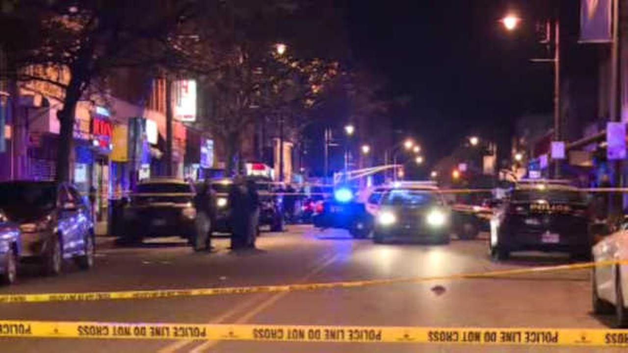 1 person injured in police-involved shooting outside Paterson Police Department