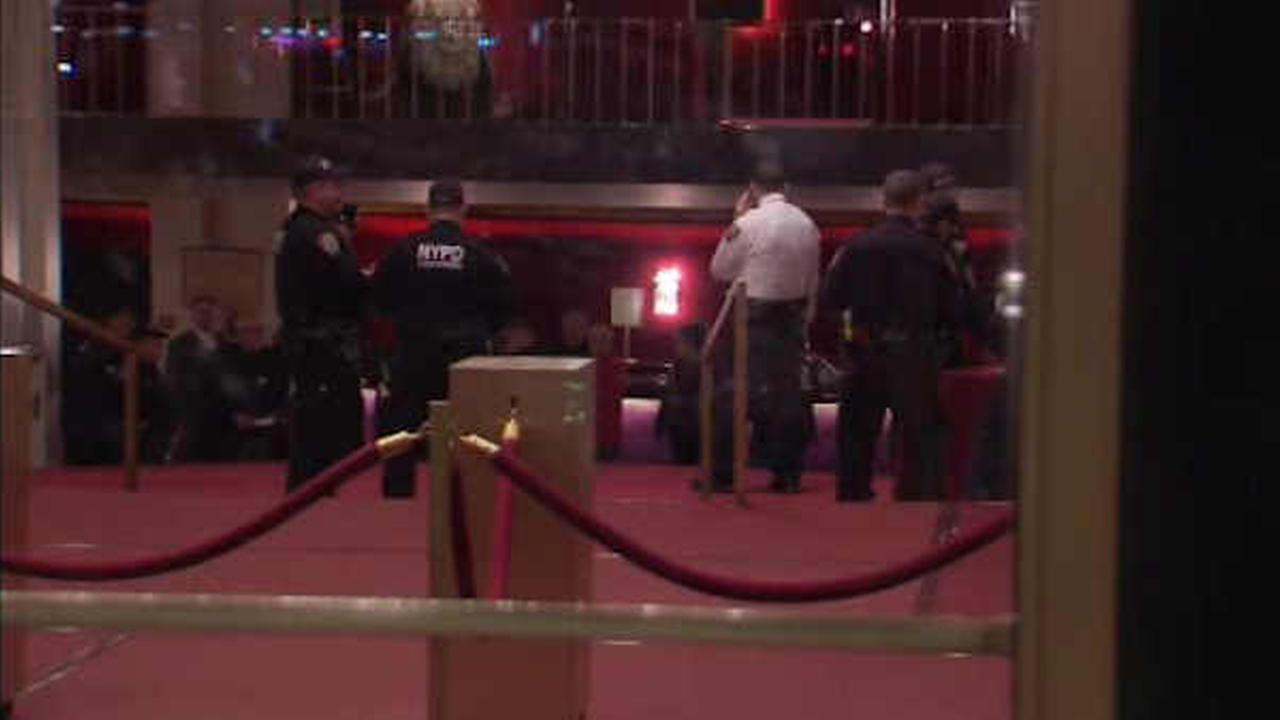 Dallas man identified as person who scattered ashes into Met Opera orchestra pit