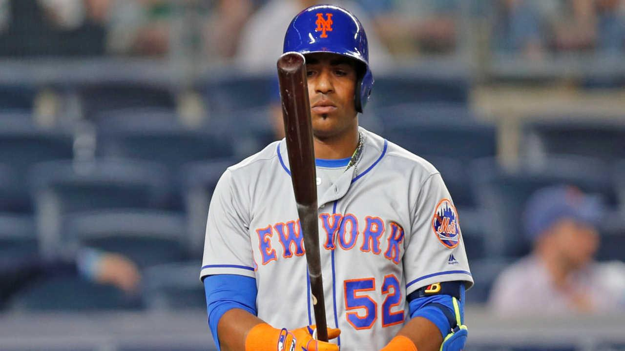 Yoenis Cespedes opts out of Mets deal, free agent again