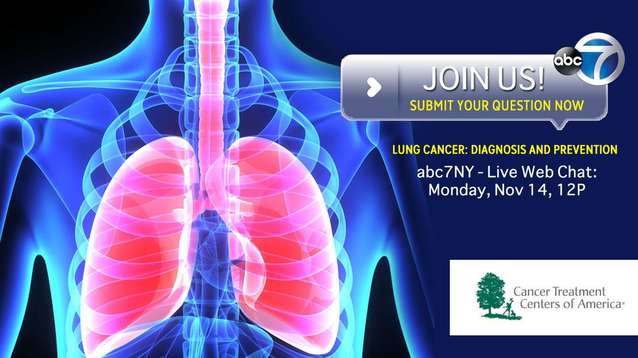 WebChat: Cancer Treatment Centers of America experts on Lung Cancer