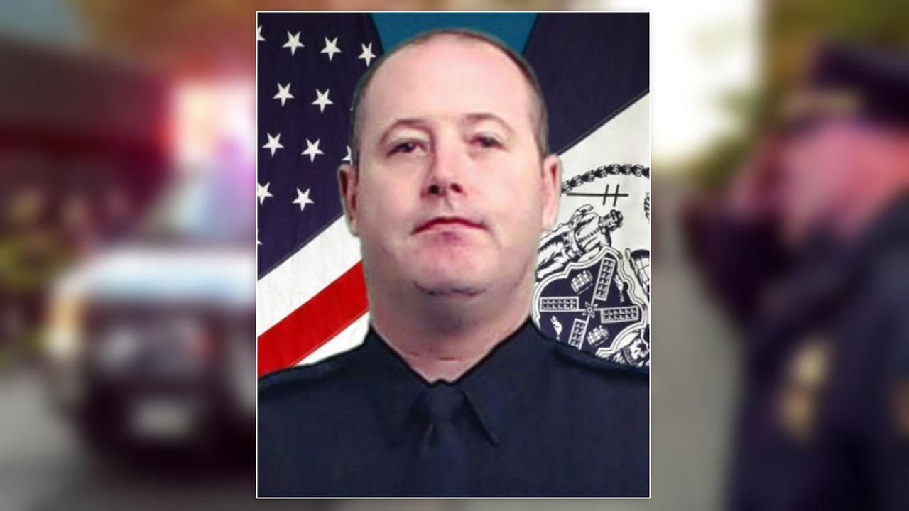 Funeral arrangements made for NYPD Sgt. Paul Tuozzolo