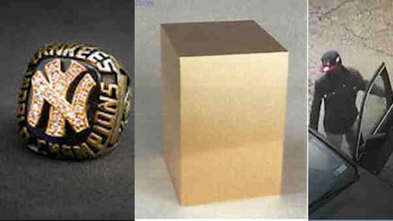 Man's car stolen in Chelsea with cremation urn, ring