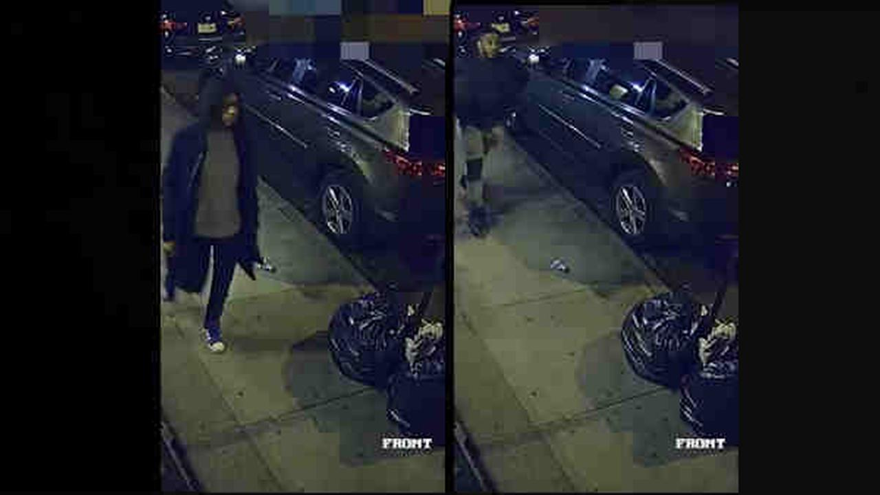 Police are looking for suspects in an anti-gay attack in Hells Kitchen.