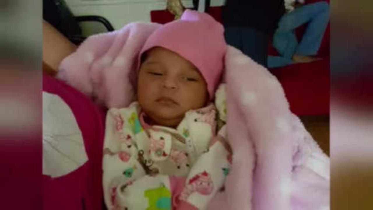6-week-old girl found in shoe box on porch in Long Island