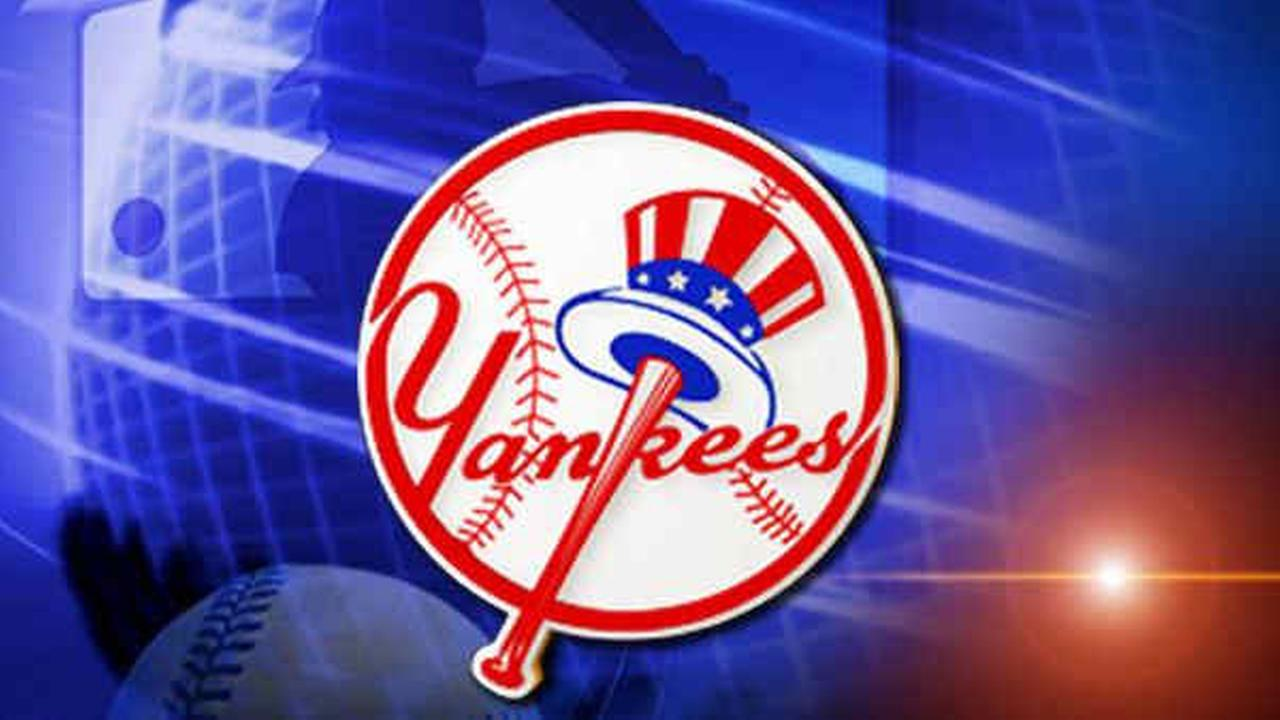 Rangers beat Yankees 4-2>