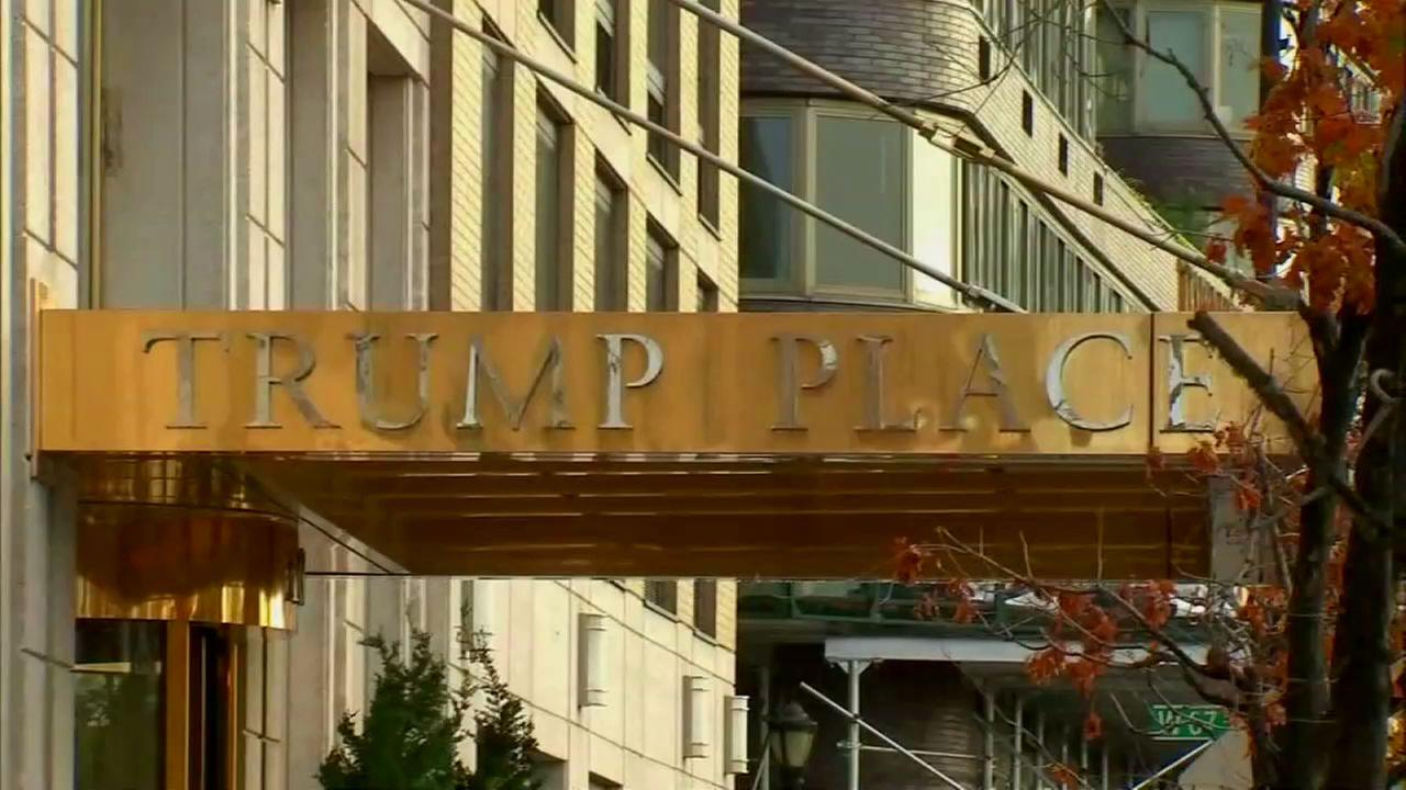 NYC's 'Trump Place' apartments changing to 'more neutral' name