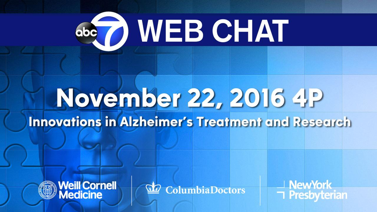Live Web Chat: Understanding Alzheimer's Disease