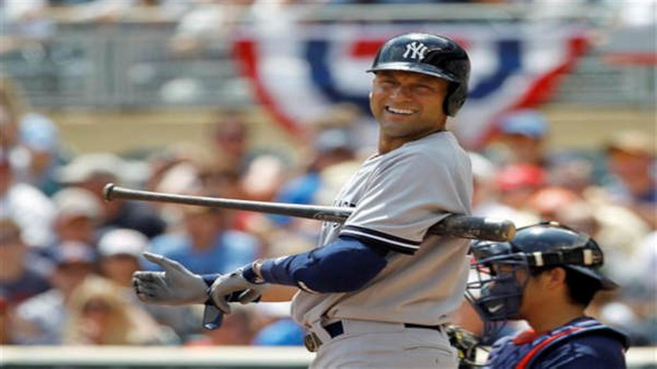 Derek Jeter chosen for 14th All-Star Game, will start for 9th time