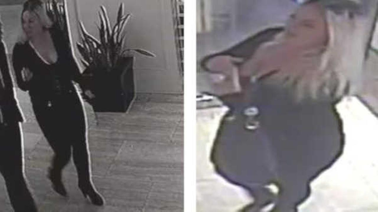 Police: Woman steals Rolex off man's wrist inside Midtown hotel room