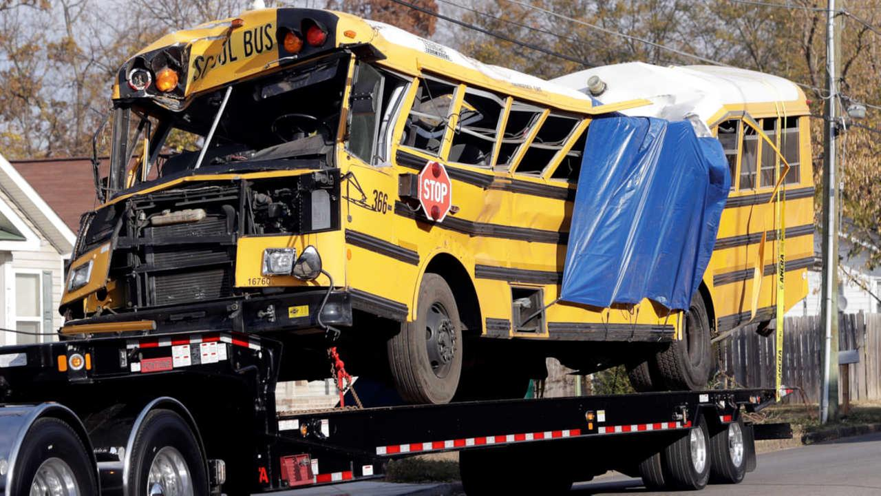 Students complained about erratic driving before Chattanooga bus accident