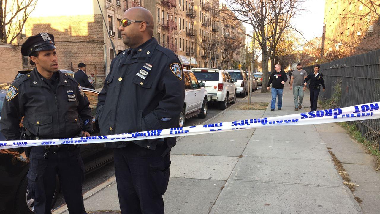 Man standing outside Bronx bodega fatally shot