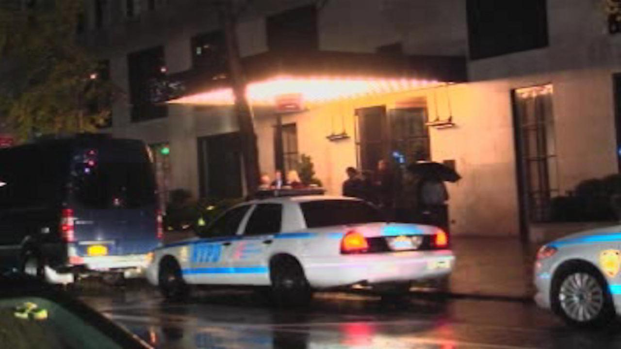4 charged after live streaming BB guns at the Gramercy Park Hotel