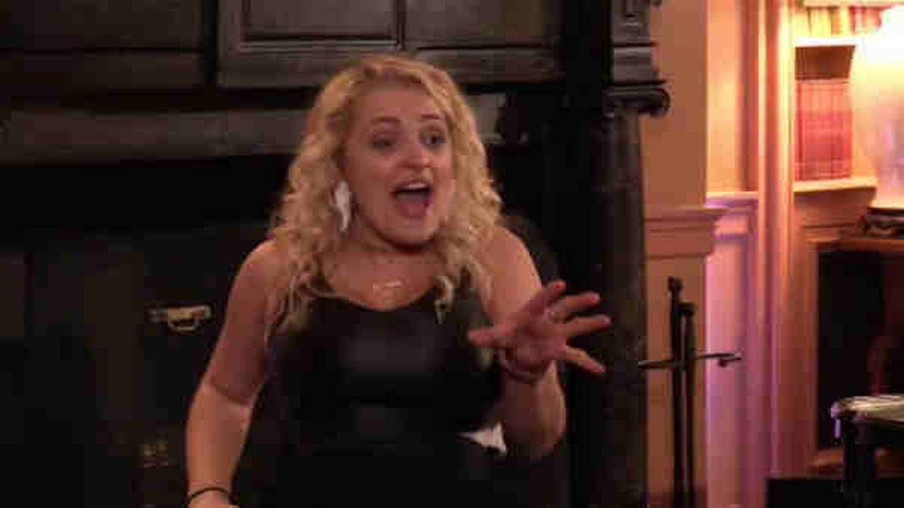 Singer Ali Stroker breaks barriers for wheelchair performers