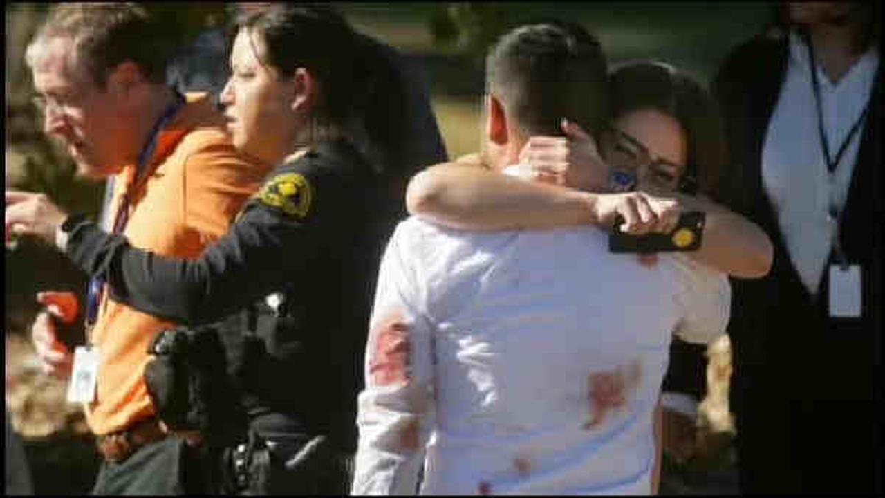San Bernardino terror attack December 2, 2015