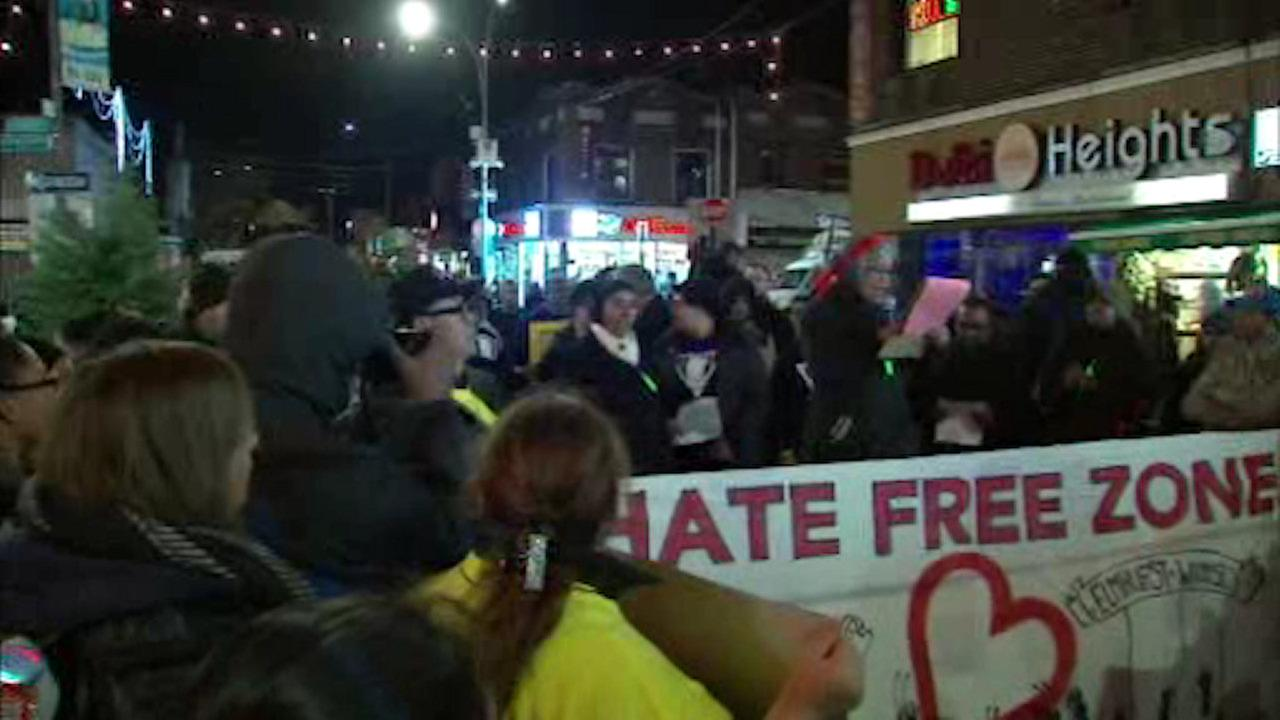 Residents declare Jackson Heights a 'Hate-Free Zone'