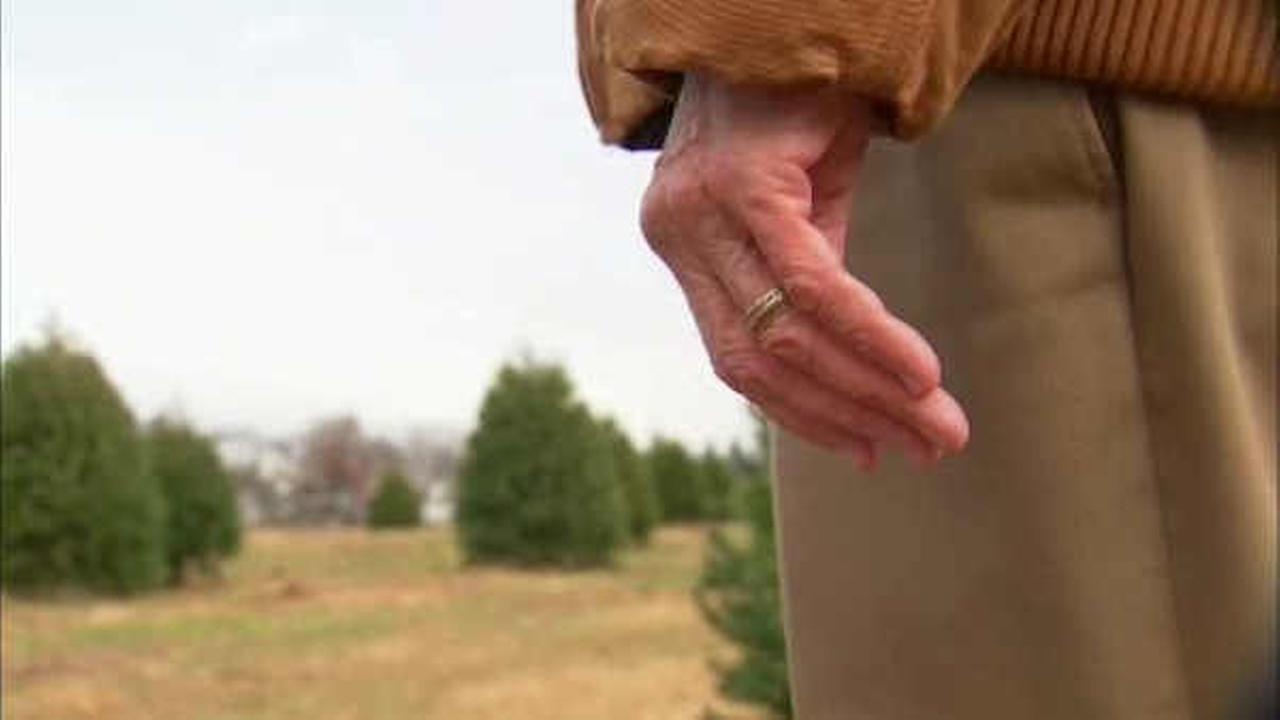 David Penner has been re-united with the wedding ring he lost at a New Jersey tree farm.