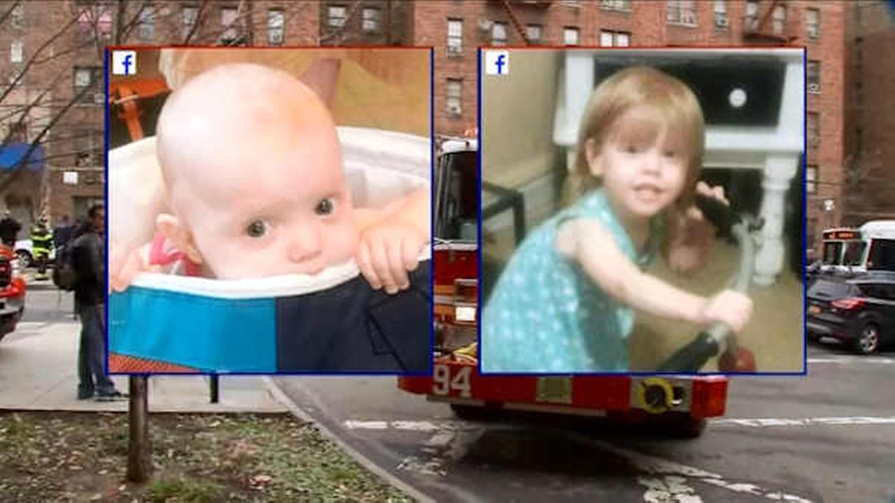 Two children were killed in a radiator steam blast in the Bronx