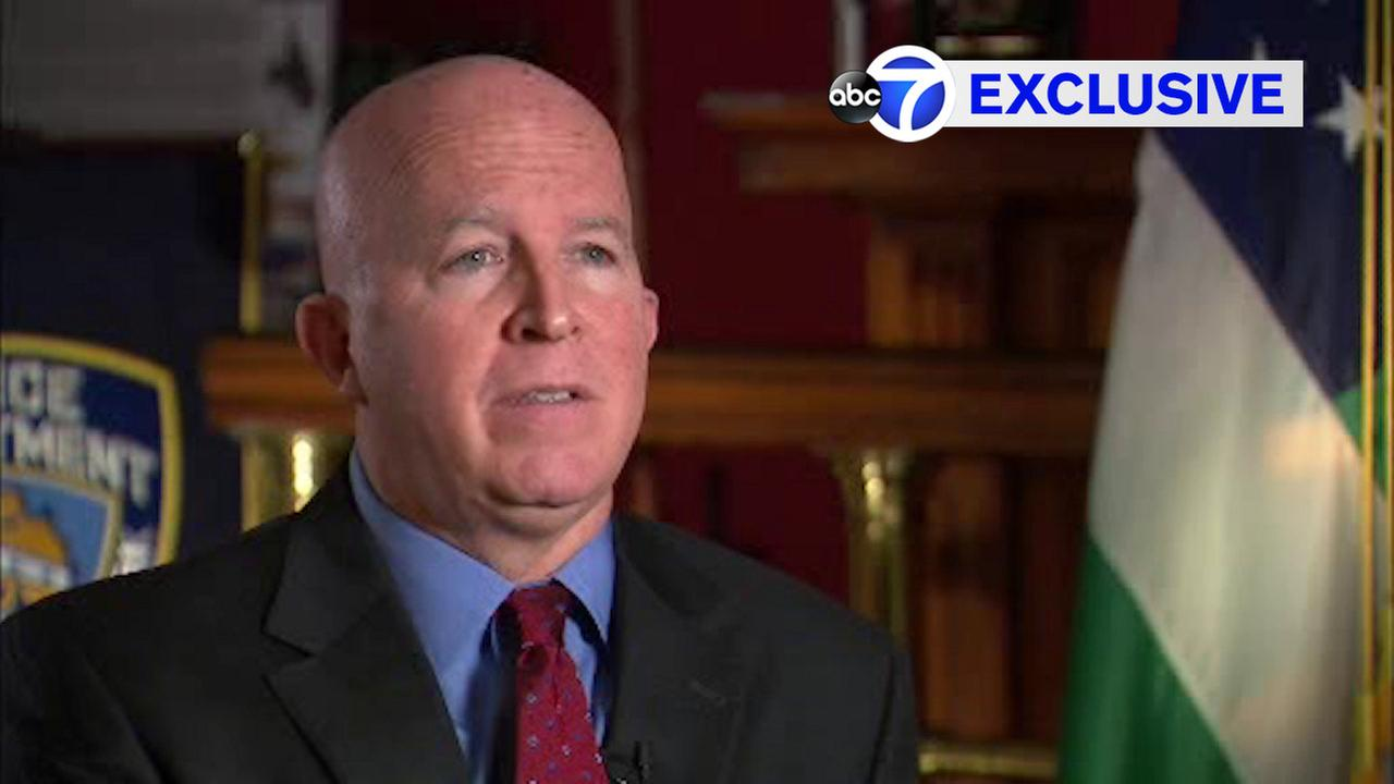Exclusive: Liz Cho interviews Commissioner O'Neill 1-on-1 about 'Precision Policing'