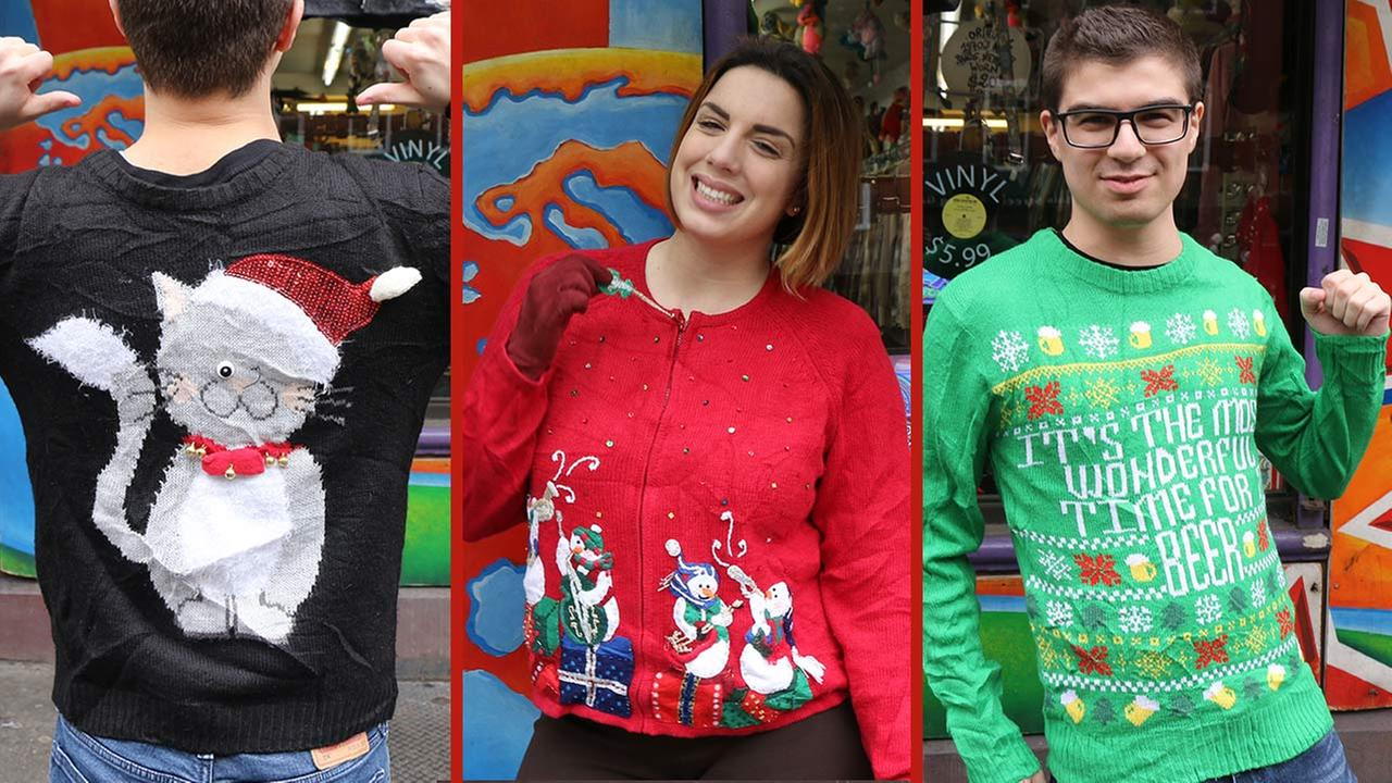 What you need to know about ugly Christmas sweaters | abc7chicago.com