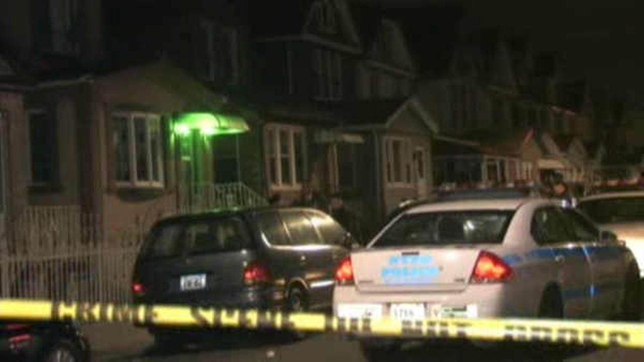 Two men were shot in Ozone Park early Monday.