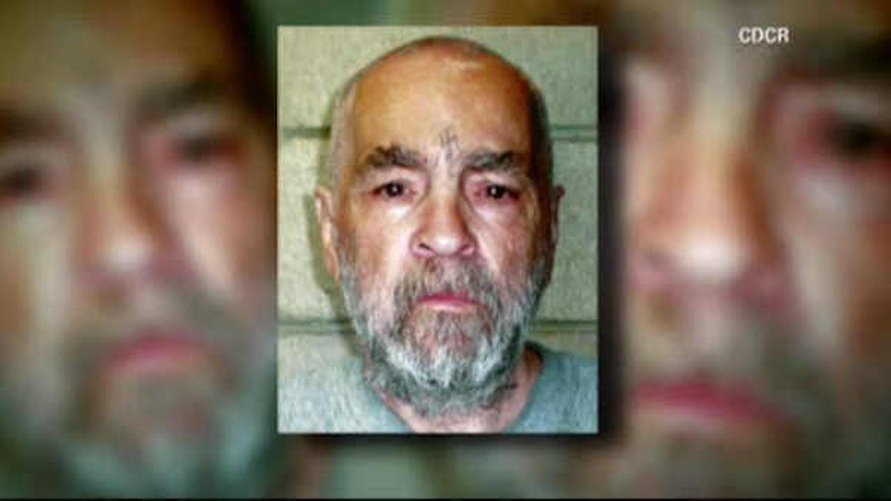 Killer Charles Manson alive amid reports he was hospitalized, prison official says