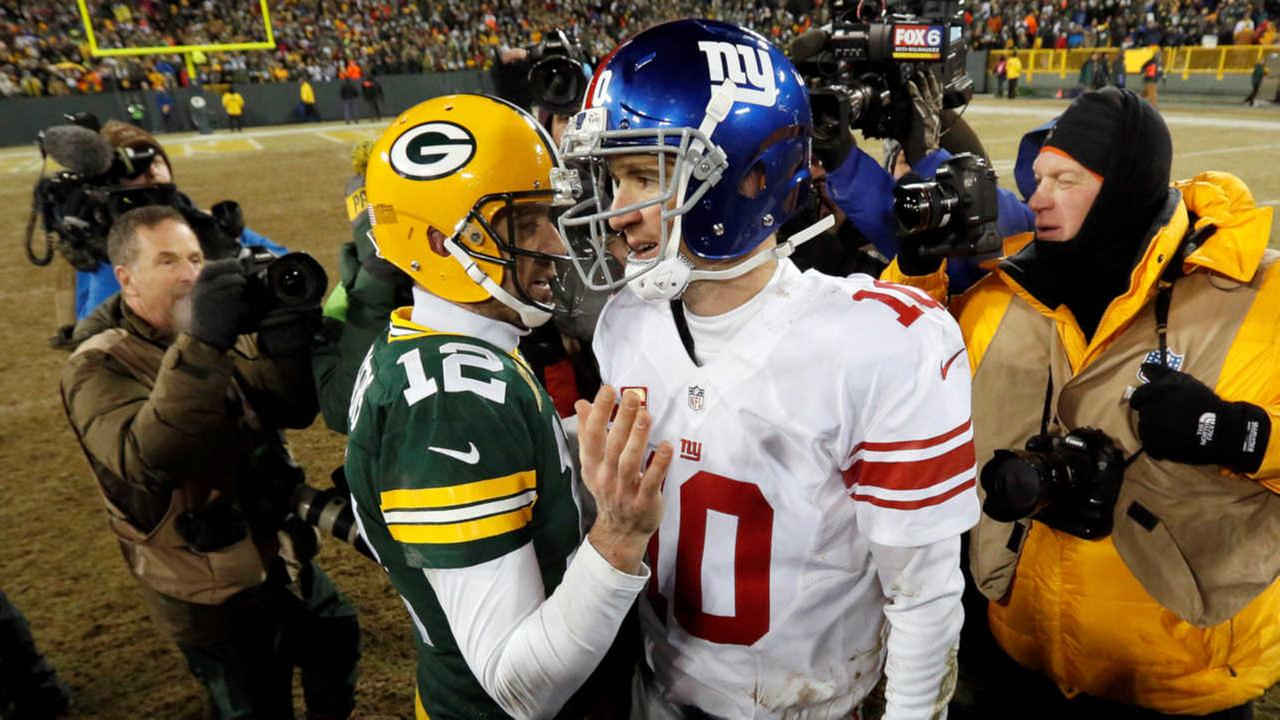SEASON OVER: Giants lose 38-13 to Packers in wild card game