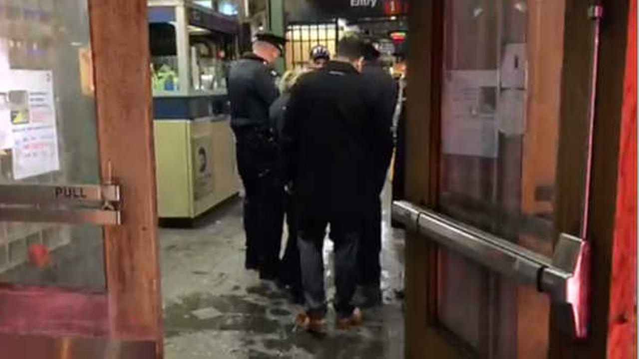 Man slashed on Upper West Side subway following dispute