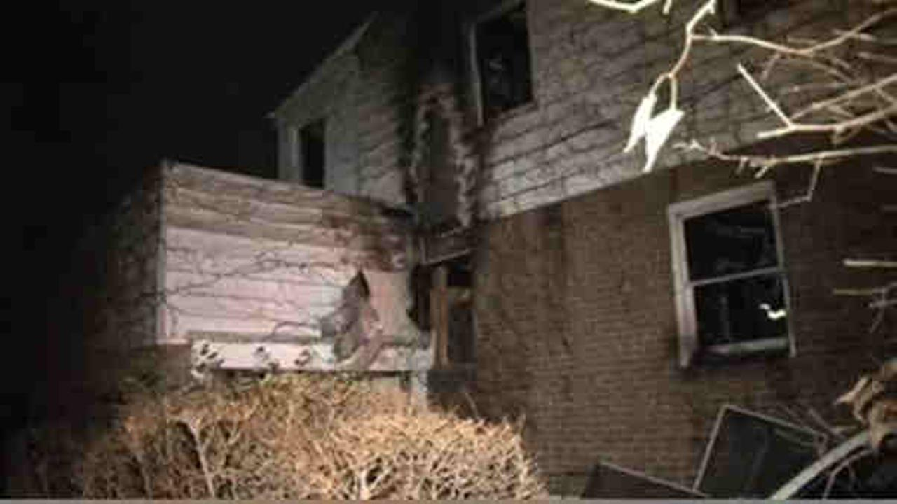 Woman dies when fire rips through Flushing home
