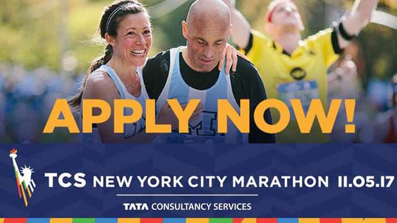 TCS New York City Marathon: Apply now to run in 2017!