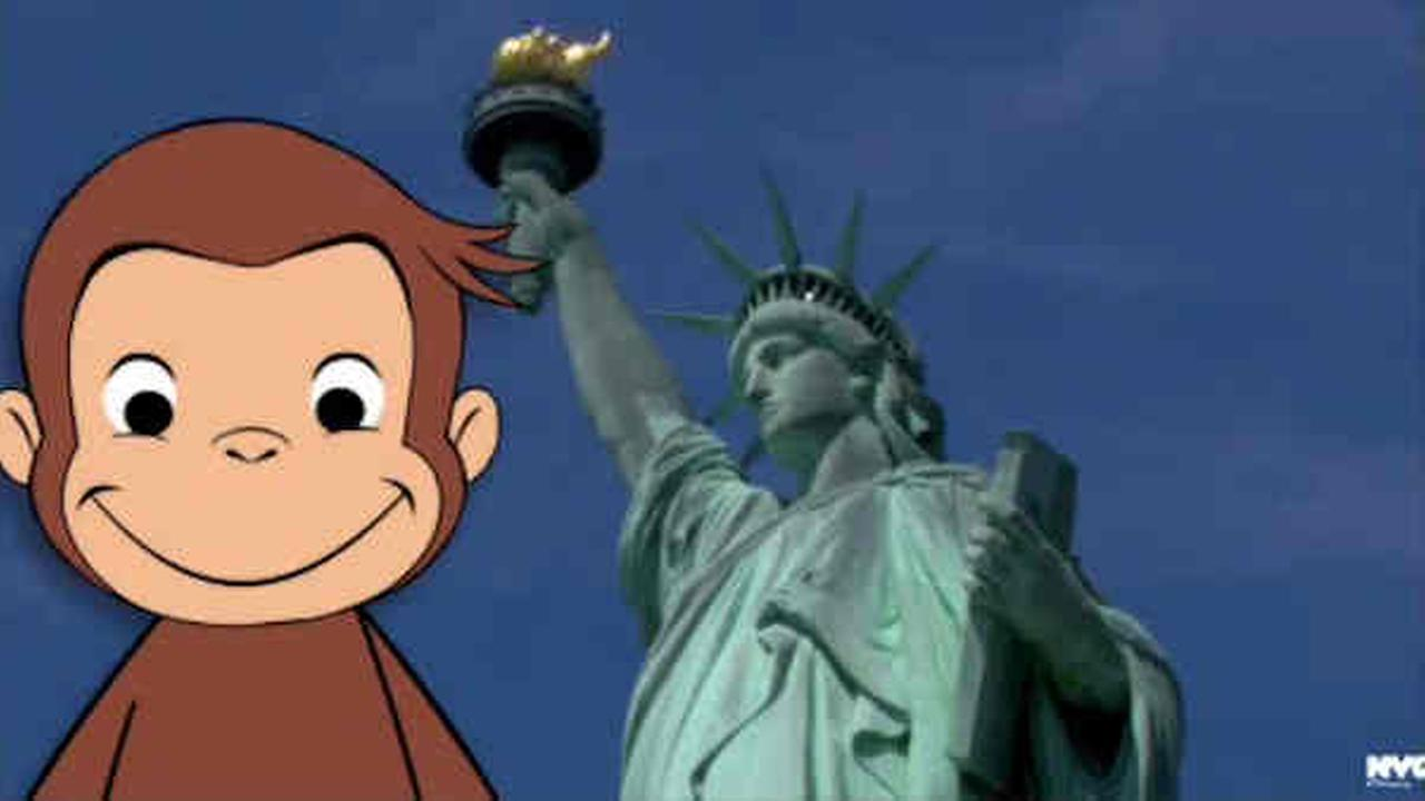 curious george new york city family ambassador