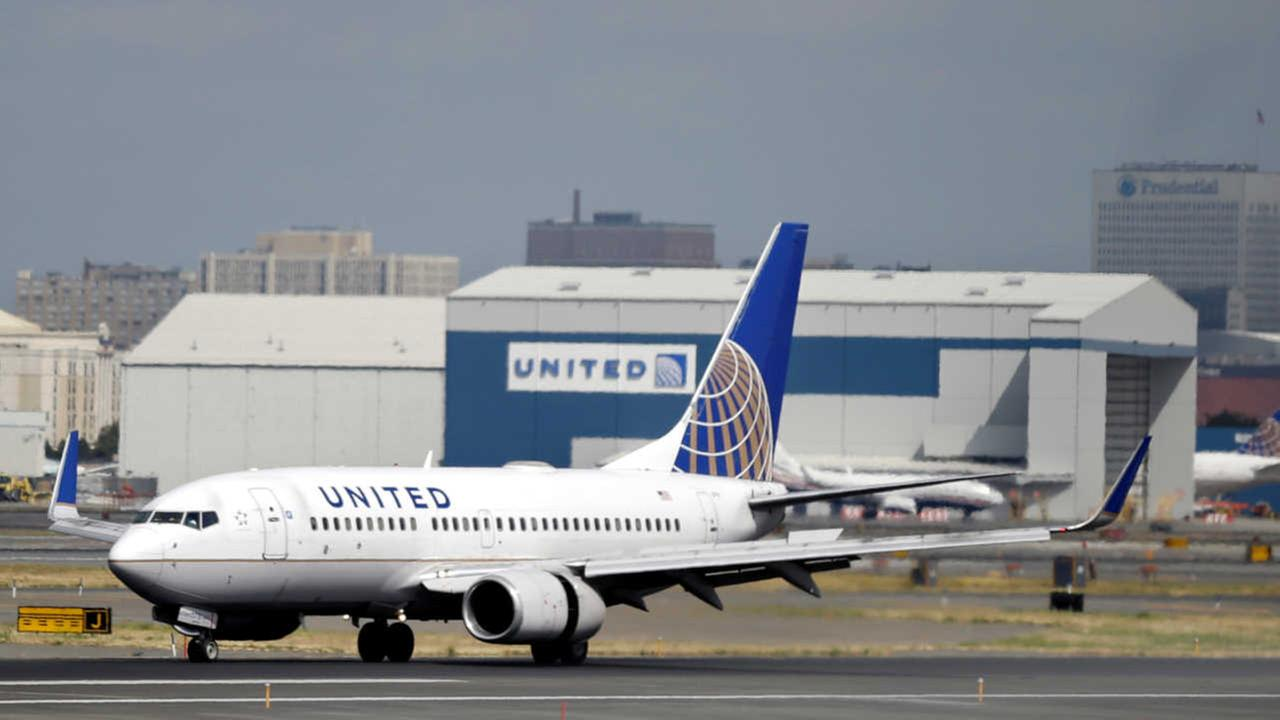 United Airlines lifts ground stop for domestic flights following technical issue