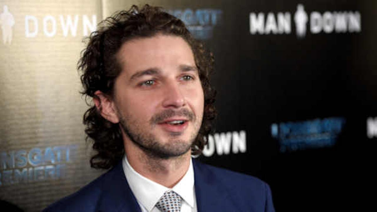 Shia LaBeouf arrested in Georgia for disorderly conduct in public