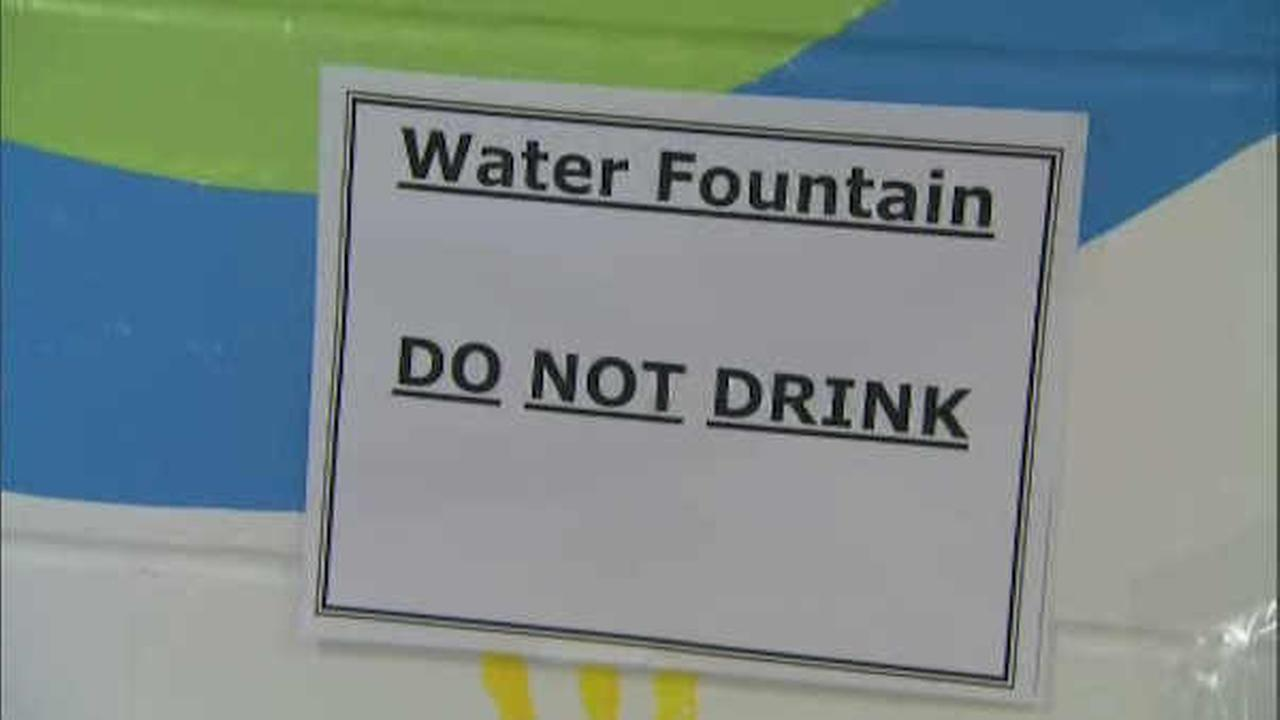 Elevated lead detected in drinking water in 21 New Jersey school districts