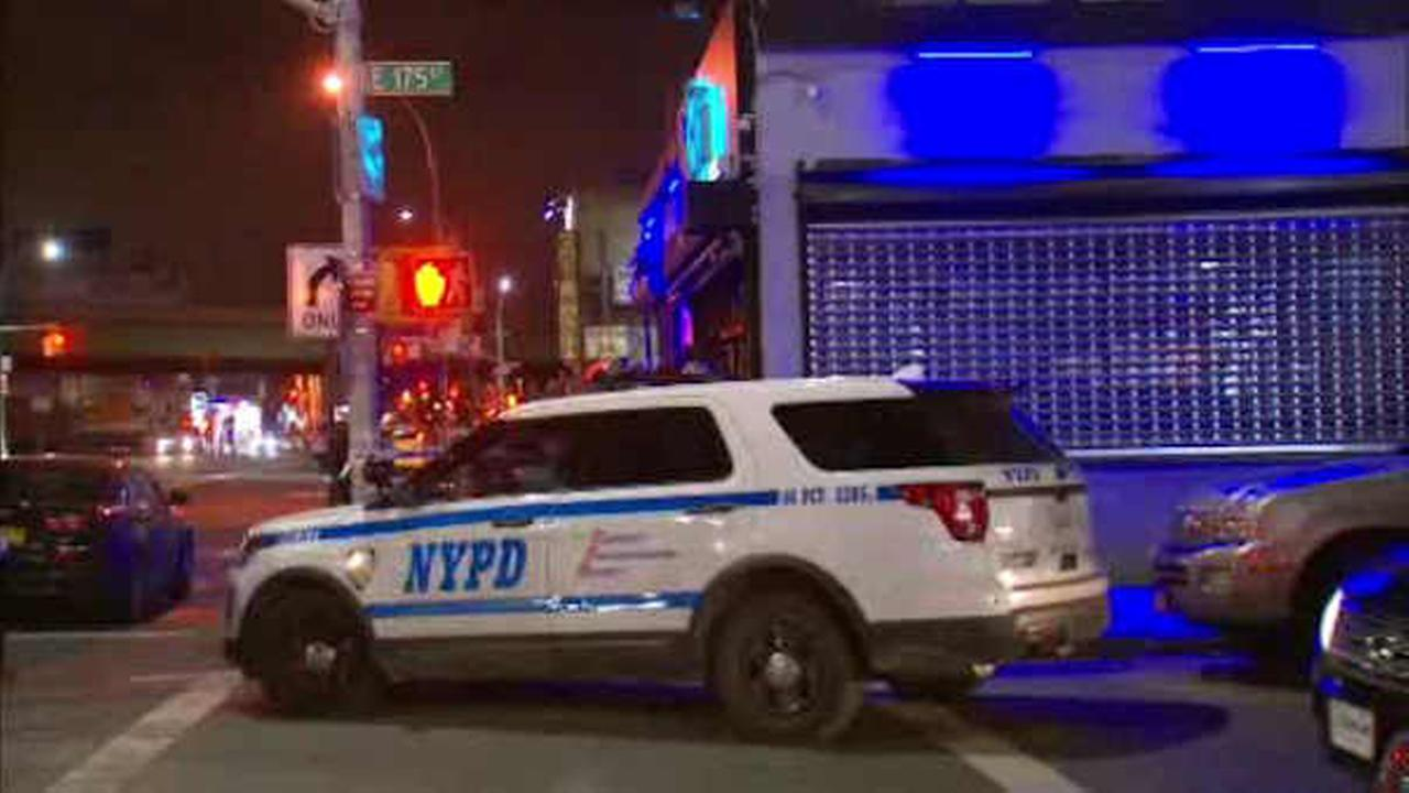 Man identified in Bronx nightclub shooting that left 2 hurt