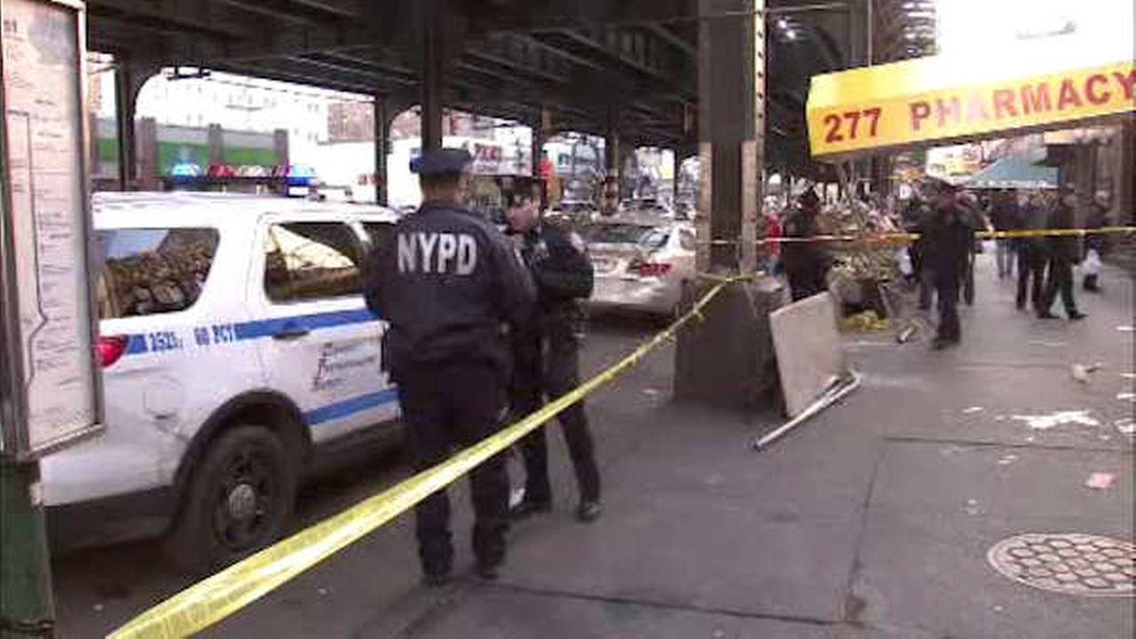 NYPD: Pedestrian fatally struck in Brooklyn when elderly driver hits gas instead of brake