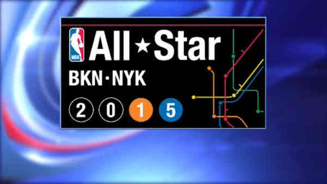 nba new york city all star logo