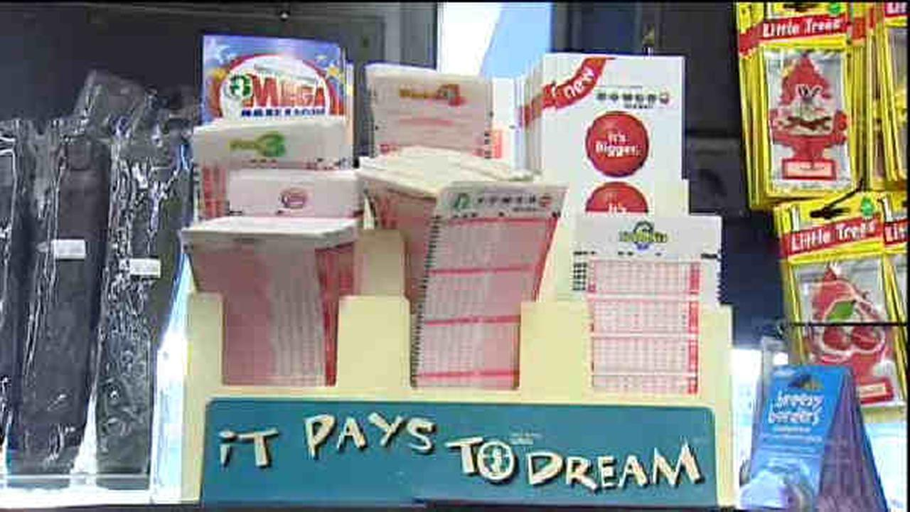 New Jersey lottery tickets will soon be delivered by courier