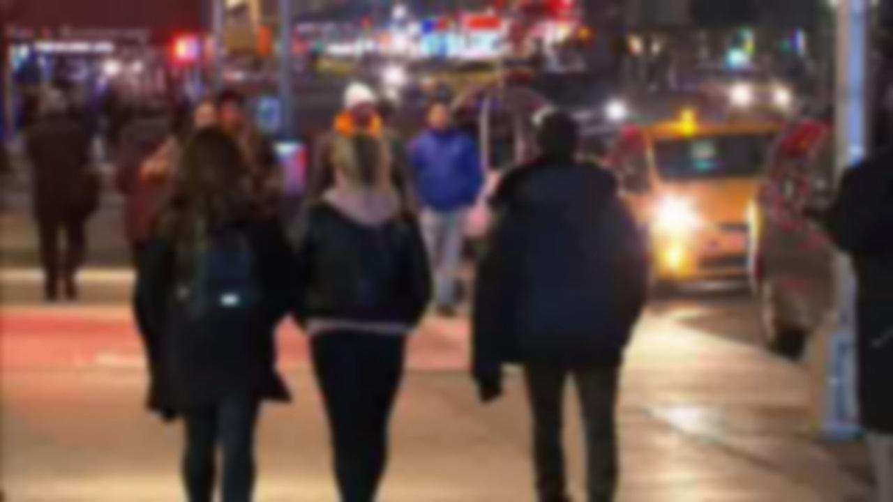 Man charged with assault after allegedly using metal clamp to attack two tourists near Times Square
