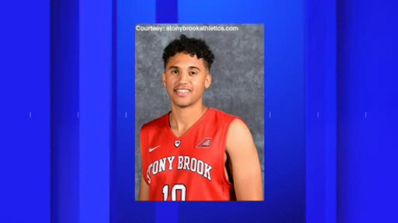 Stony Brook basketball player in teen-sex case