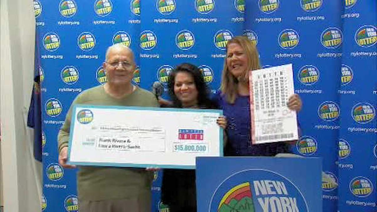 Suffern father, daughter win $16 million lottery jackpot