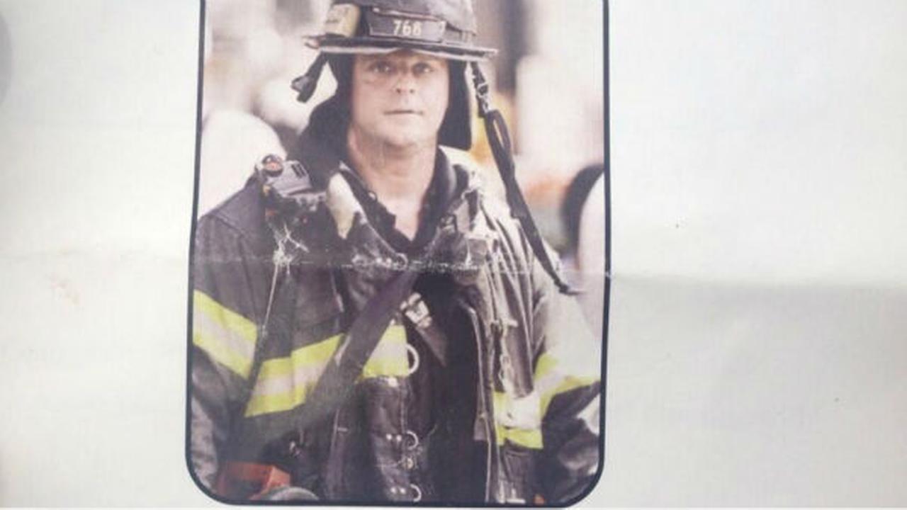 Funeral for FDNY Lt. Gordon Matt Ambelas