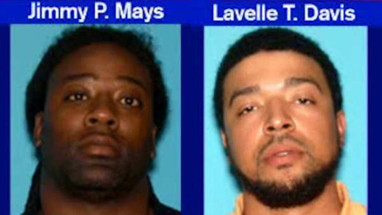 2 arrested in Maplewood triple murder