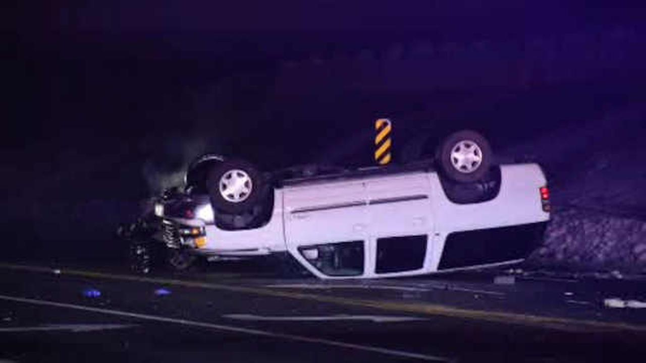 16-year-old charged with DWI after police chase, crash on Long Island