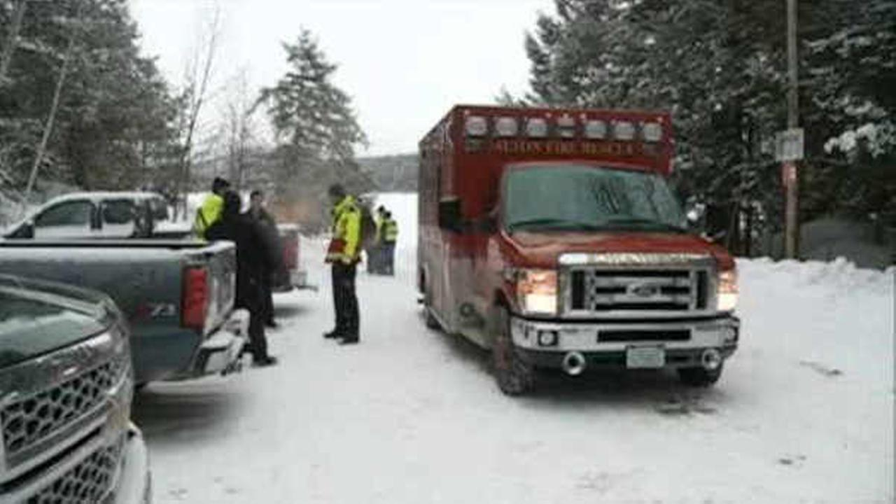 Westchester teen killed in fall through ice during fishing derby