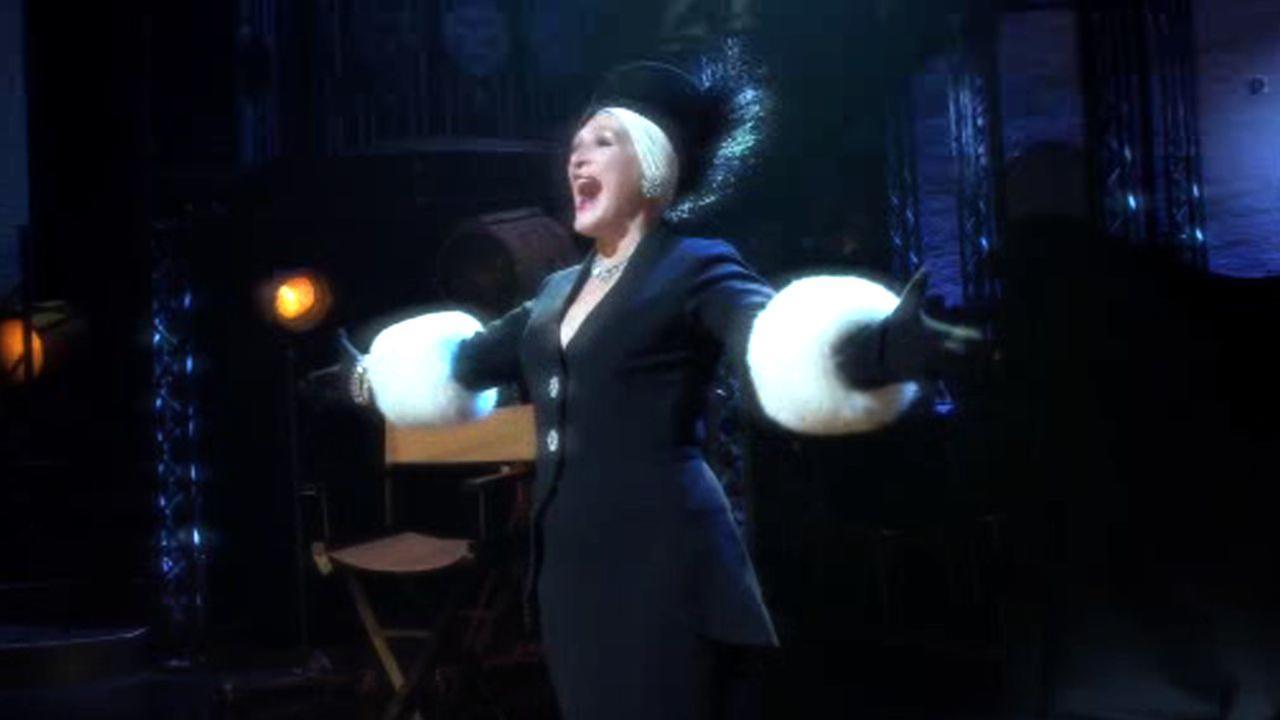 Glenn Close back on Broadway in revival of Andrew Lloyd Webber's 'Sunset Boulevard'